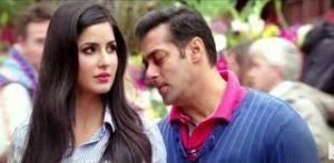 salman with beautiful katrina