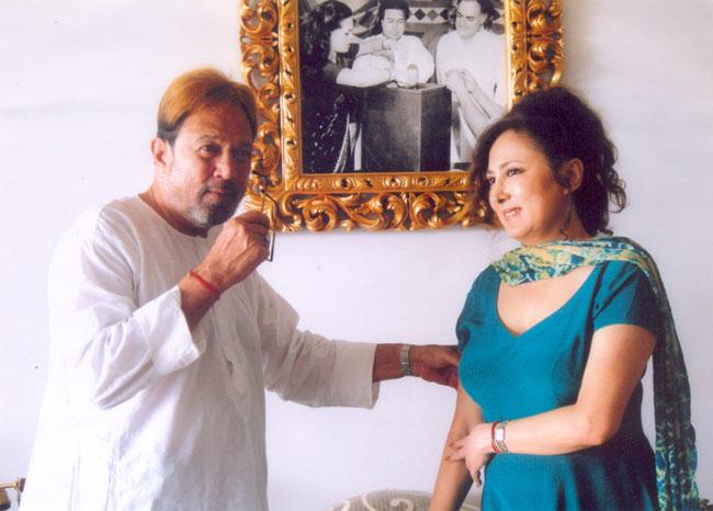 Rajesh khanna and Anita advani case 2012