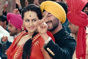 son of sardaar scenes