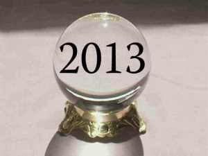 Prasant numerology -numerological predictions 2013