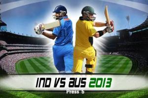 Ind vs aus 2013 tour