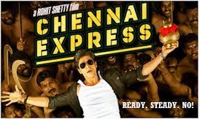 shahrukh chennai express