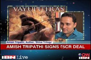 amish tripathi shiva trilogy