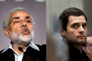 Modi vs rahul general elections