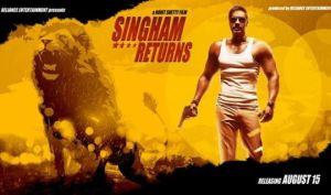 Singham returns latest