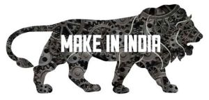 make in india mission logo