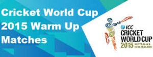 World Cup Warm Up Match Prediction