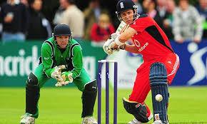 cricket ireland v england prasant score