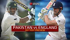 pakistan vs england test