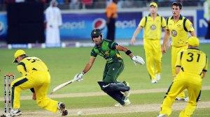 pakistan v australia test