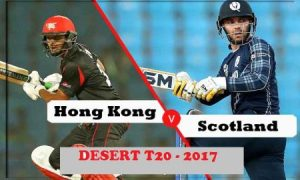 desert t20 match score result prediction
