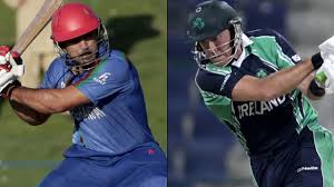 Afghanistan v Ireland 1st match prediction