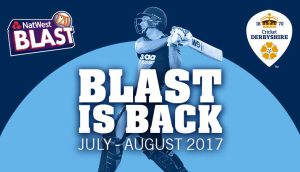 NatWest T20 Blast (2017) results astrology