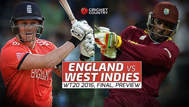 England V West Indies T20