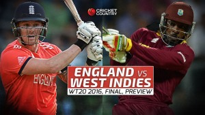 England V West Indies T20 astrology