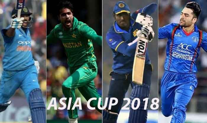 Asia Cup Cricket (2018) Predicted Results