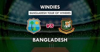 Bangladesh vs Windies (2018) Predicted Results